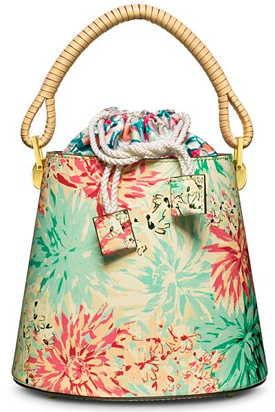 """Пляжная сумка  """"Kenzo Resort """" - сочетание практичности и женственности."""
