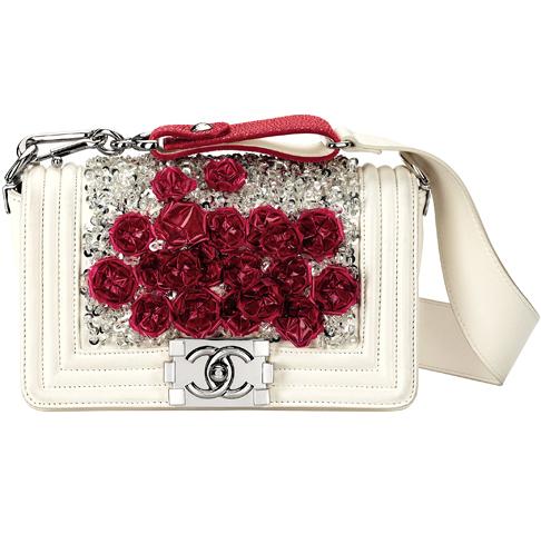 Настоящая индийская сказка от «Chanel»  эксклюзивные и роскошные сумки для  предстоящей осени c3e549dc432