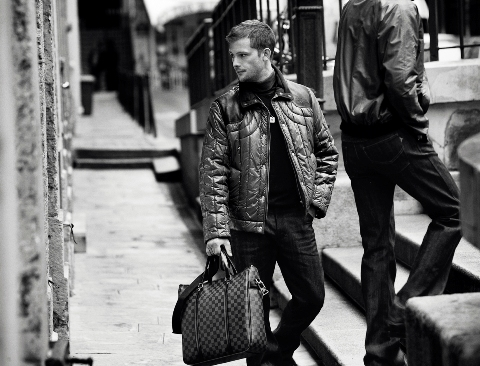 "129345 байтДобавлено.  Сумка мужская Louis Vuitton  ""Tadao "" Магазин."