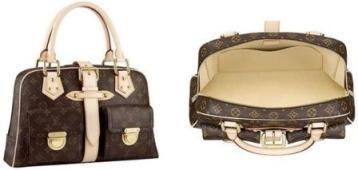 Louis Vuitton. Одну из самых популярных сумок для городских будней