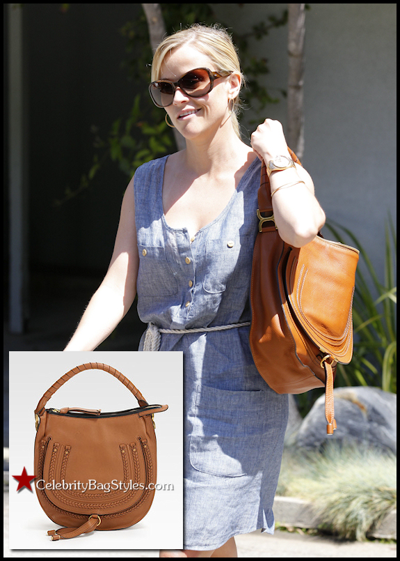 Reese Witherspoon и Chloé.