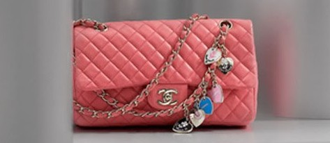 Valentine Flap Bag от Chanel.