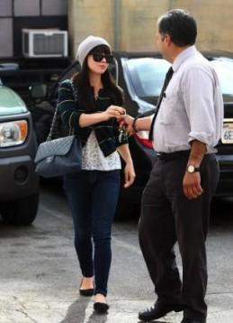 Звезды Голливуда с сумками от Chanel.