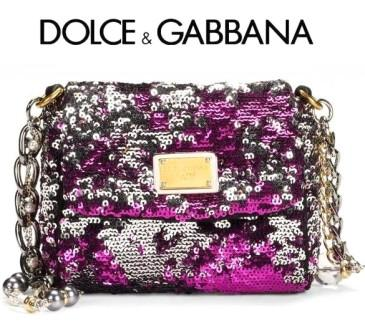 69e386be74 Miss Charles Sequined Mini Evening Bag от Dolce and Gabbana