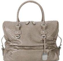 Женская сумка замша серый: сумки кожаные unicorn.