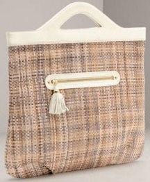 Модные текстильные сумки на лето.